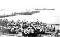 Белогвардейци в БГ 1919-1923 otezd