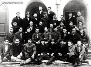 Участници в Септемврийското въстание в Одеса, 1923 г.
