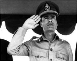 Кадафи b