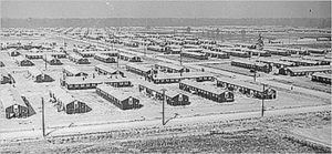 Jerome War Relocation Center Арканзас