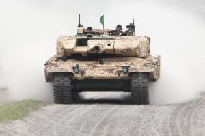 Леопард танк Berserker