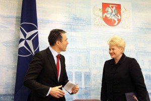 NATO Secretary General visits Lithuania