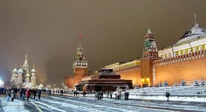 Москва TvE
