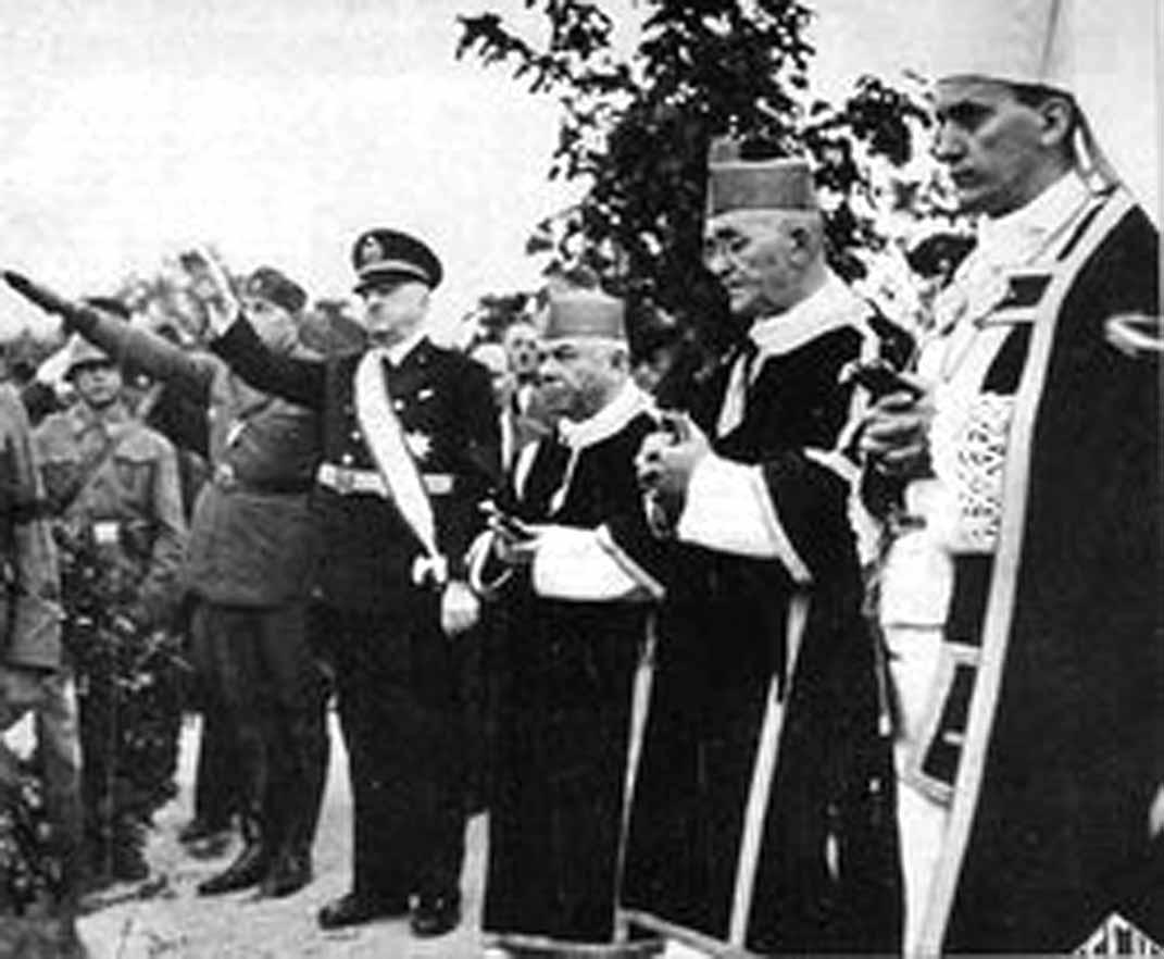 Как фашистка Германия удари на камък в Югославия   Светът днес