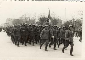 окупационен корпус България Югославия 1941.8..