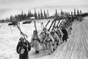 Ски-батальон на Червената армия