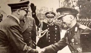 Антонеску и Хитлер