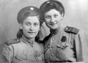 Екатерина Головаха и Нина Коваленко