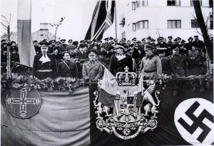Желязната гвардия, крал Михай и Антонеску