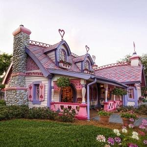 Малката розова къща на Изабела САЩ 31