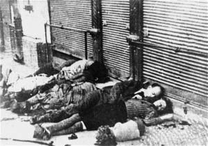 """Терор от """"Желязната гвардия"""", Румъния"""