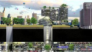Подземен научен град в Сингапур