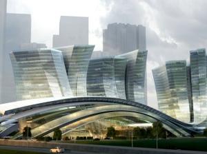 Подземна гара Китай