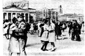 """""""Съветско изкуство"""", 9 май 1945 година"""