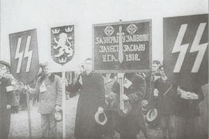 Украински доброволци към СС, 1941 г.
