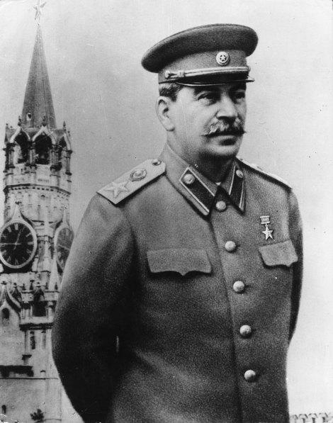 circa 1935: Soviet Communist dictator Joseph Stalin (1879 - 1953). (Photo by Keystone/Getty Images)