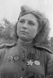 Белоусова, снайперист