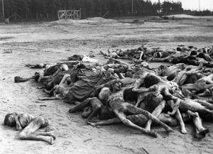 ЗВерства фашисти Берген Белзен трупове гният_orig