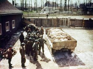 Зверства фашисти Бухенвалд американски части освобождават_orig