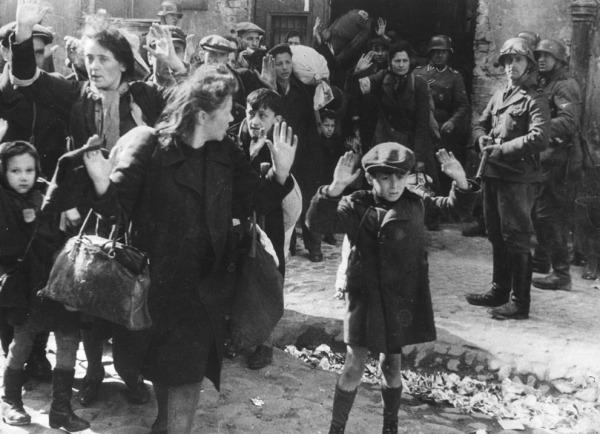 Зверства фашисти Варшавско гето orig