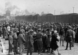 Зверства фашисти евреи към Освиенцим _orig
