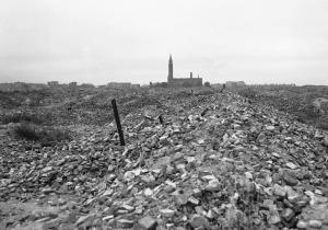 Зверства фашисти разрушено Варшавско гето от 56 000 разстреляни 7000 другите в концлагери_orig