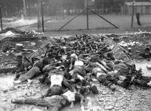 Зверства фашсти концлагер около Мюнхен orig
