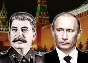 Сталин Путин 8486