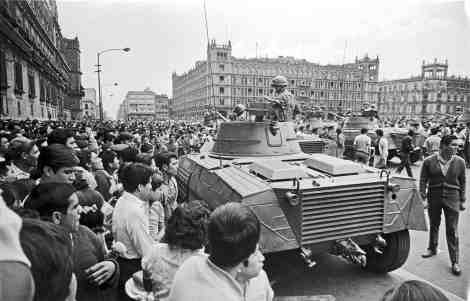 1968 година, Мексико