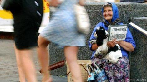 Бедност Украйна 00