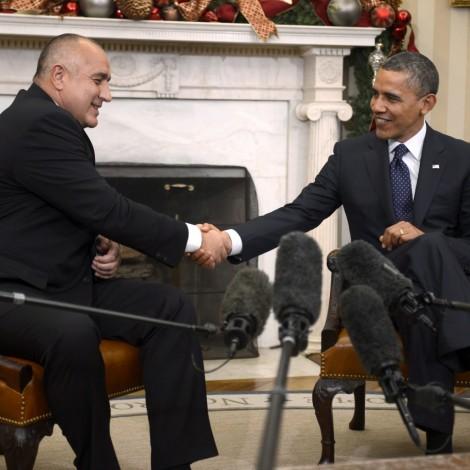Бойко Борисов Барак Обама hi