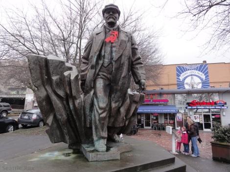 Ленин Сиатъл 13