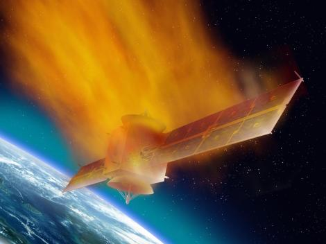 Satellite Reentry