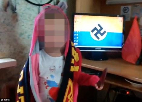 Дете наци 698