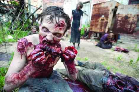 The Walking Dead - Season 2, Episode 1 - Photo Credit: Gene Page/AMC - TWD_201_0610_1169