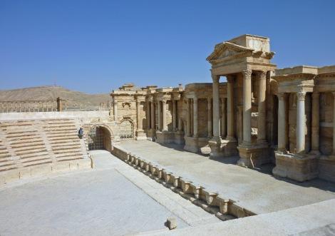 Палмира Roman_theatre_of_Palmyra_02