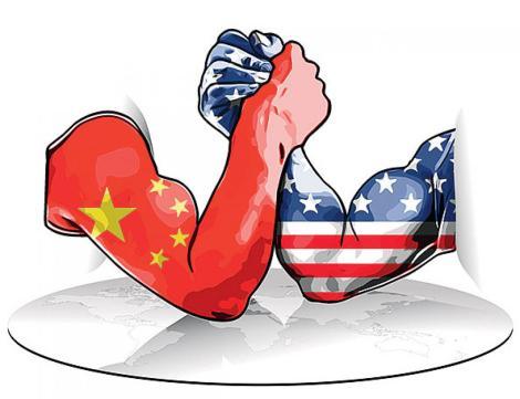 САЩ срещу Китай _XL
