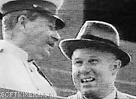 Хрушчов и Сталин 5D