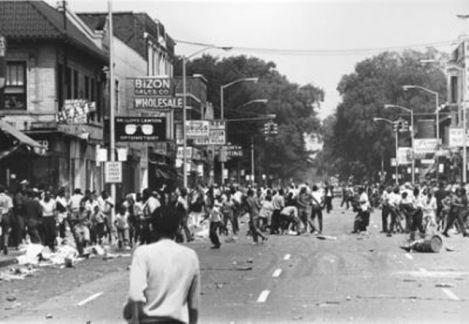 Въстание в Детройт 1967 г.