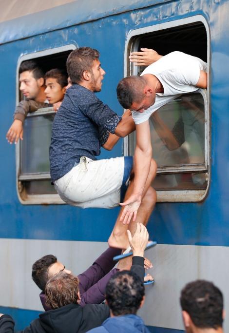 Бежанци inal
