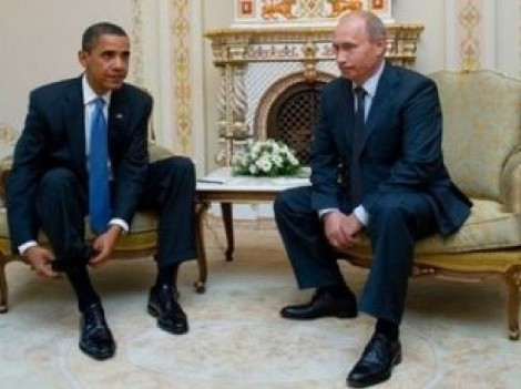 Путин Обама nal