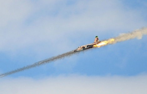 Русия удари ИД 55