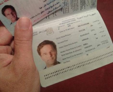 Фалшив паспорт Холандия 40_n