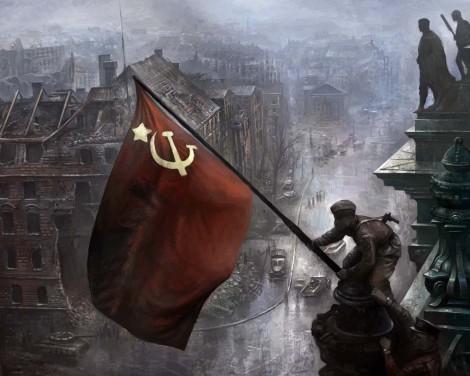 Знаме на победата 0