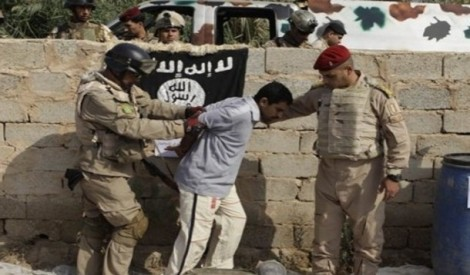 Терористи от Ислямска държава се предават на Сирийската правителствена армия