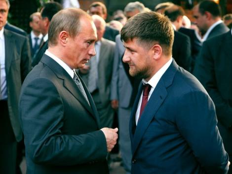 Кадиров Путин lt