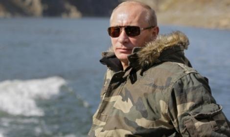 Путин камуфлаж al