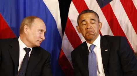 Путин Обама 31