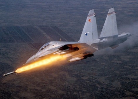 Руската авиация в Сирия