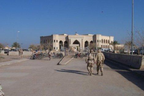 Садам Хюсеин дворец